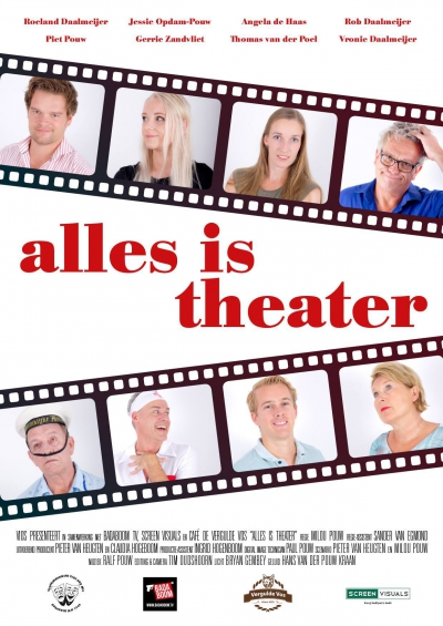 Alles is theater